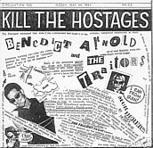 Kill the Hostages - Artifix Records reissue - 2007